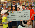 Crow Island Food for Funds_2014